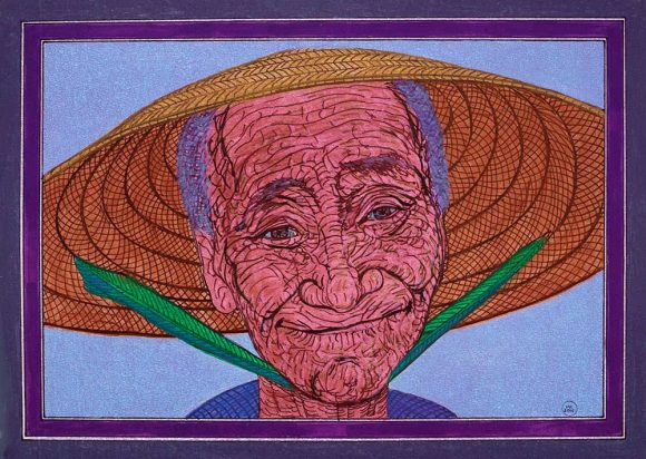 Old Lady from Vietnam