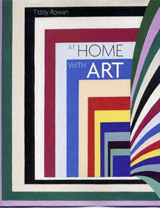 """The book """"AT HOME WITH ART"""" is published now in russian"""