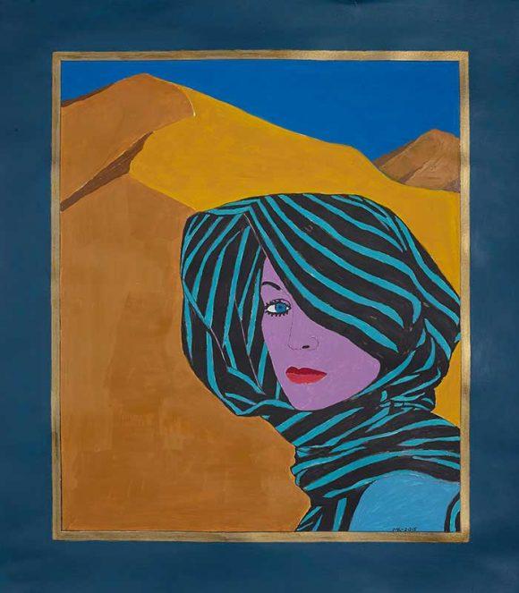 Stranger in the Desert