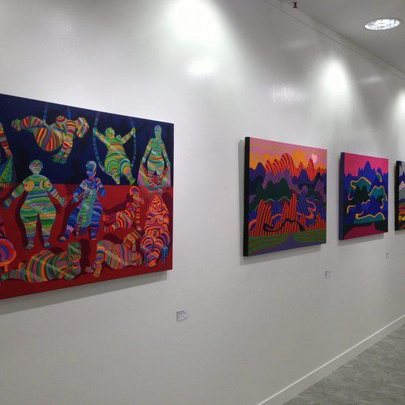 """Exhibition """"Un canto a la belleza"""" in Madrid"""
