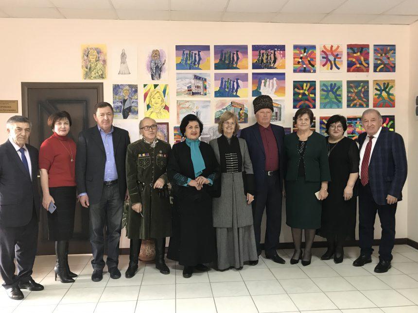 """""""Chegem Spring"""" The Muhadin Kishev Art Festival"""