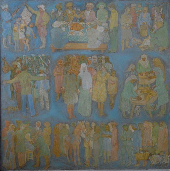 Kabardian Wedding