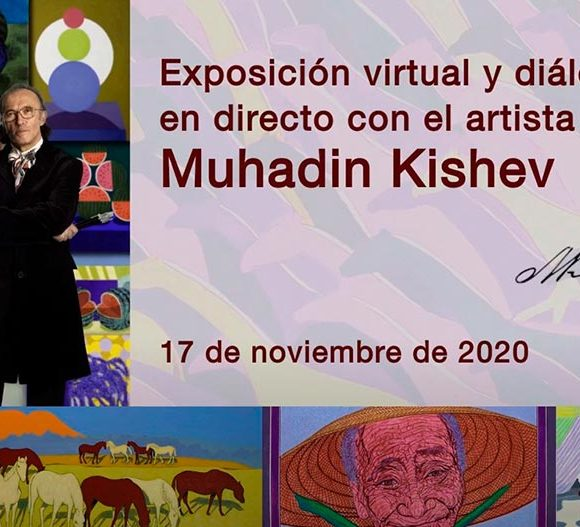 Virtual Exhibition and Dialogue with the artist Muhadin Kishev